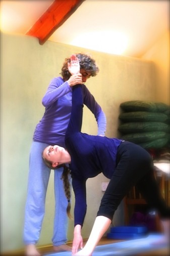 You will receive expert tuition to help you form each asana to the best of your potential.